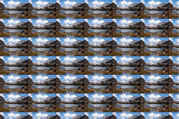 Vinylová Tapeta Mammoth Lakes - Voda