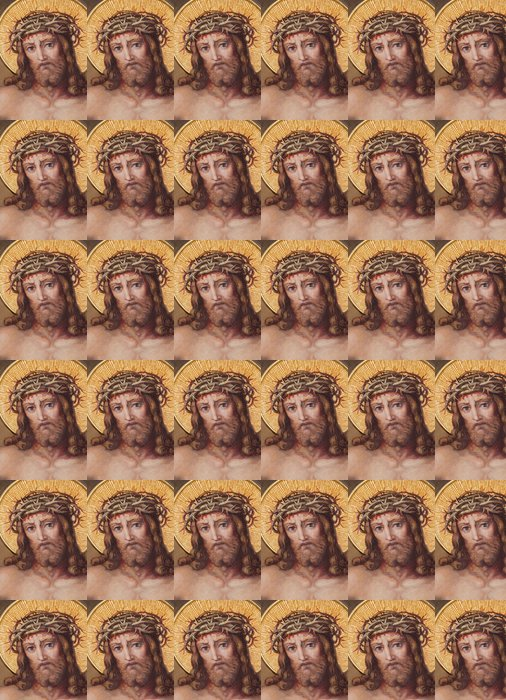 Vinylová Tapeta Vídeň - Ježíš Kristus v karmelitánů kostele - Témata