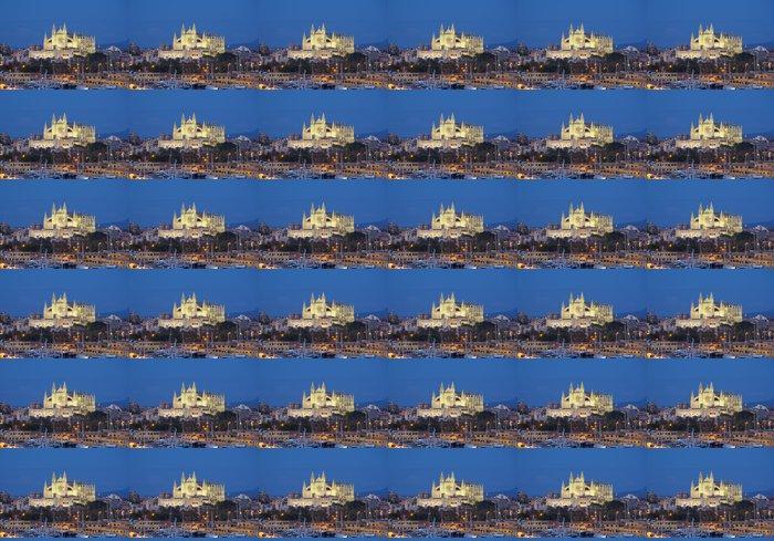 Vinylová Tapeta Cattedrale Santa Maria - Palma de Mallorca - Prázdniny