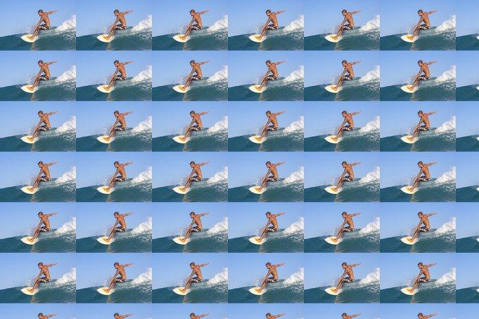 Vinylová Tapeta Surfování na vlně - Zábava