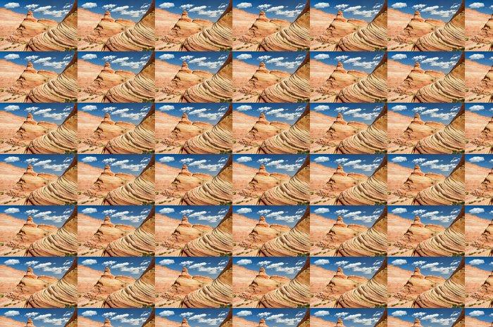 Vinylová Tapeta Wave, pískovec Curve (Arizona) - Amerika