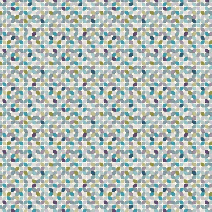 Vinylová Tapeta Bezešvé abstraktní vzor tečky - Grafika