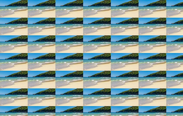 Vinylová Tapeta Rajská pláž - Evropa