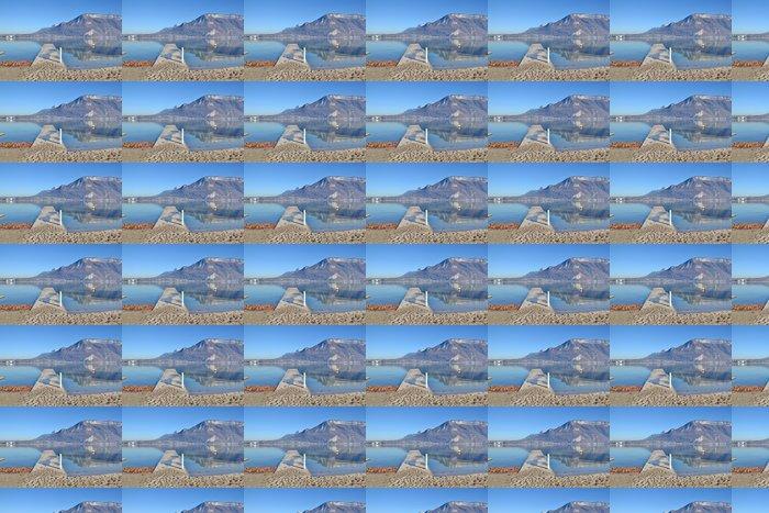 Vinylová Tapeta Lac d'Annecy-Haute Savoie - Evropa