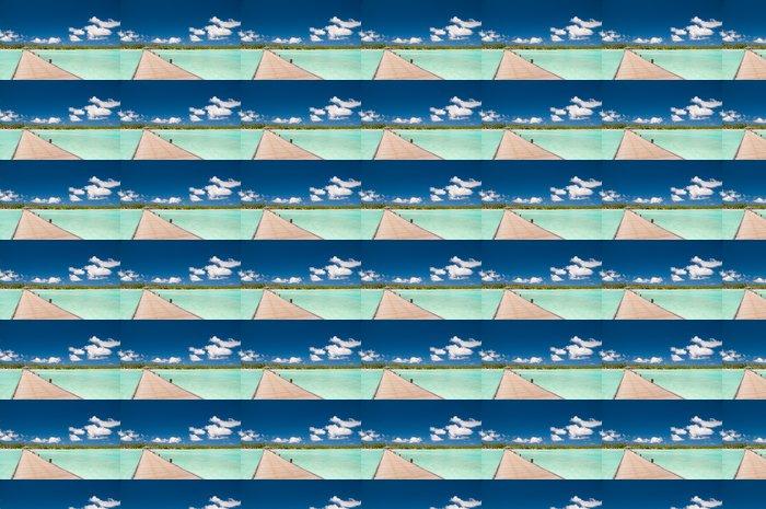 Papier Peint à Motifs Vinyle Web île trop seul - Vacances