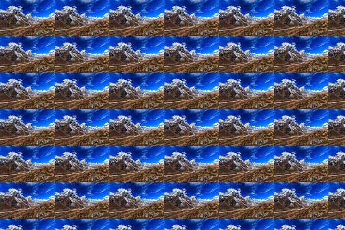 Vinylová Tapeta Krásné alpské scenérie v Himalájích - Témata