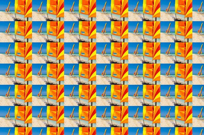 Vinylová Tapeta Barevné plachetnice na Kubě - Témata