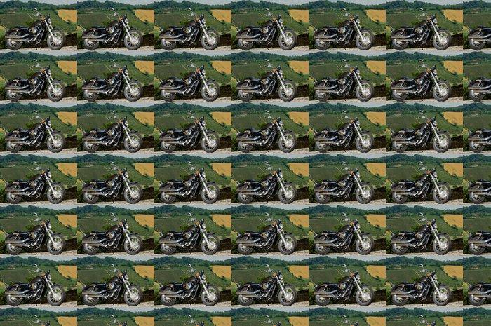 Vinylová Tapeta Motocykl - Prázdniny