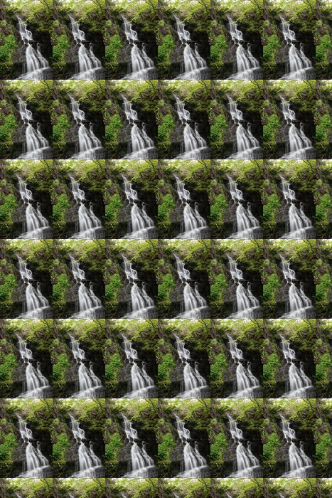 Vinylová Tapeta Vodopád na Dunvegan - Voda
