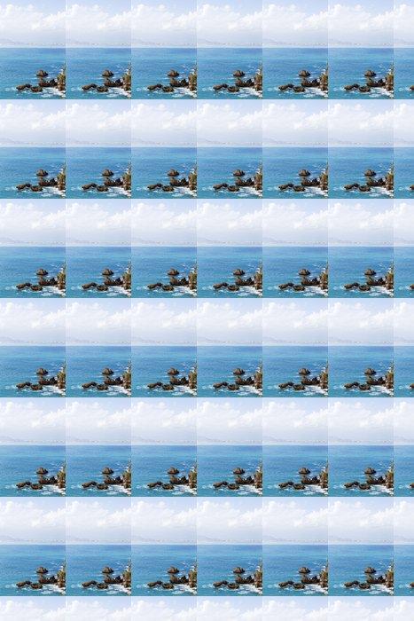 Vinylová Tapeta Medterranean moře náklady - Střední Východ