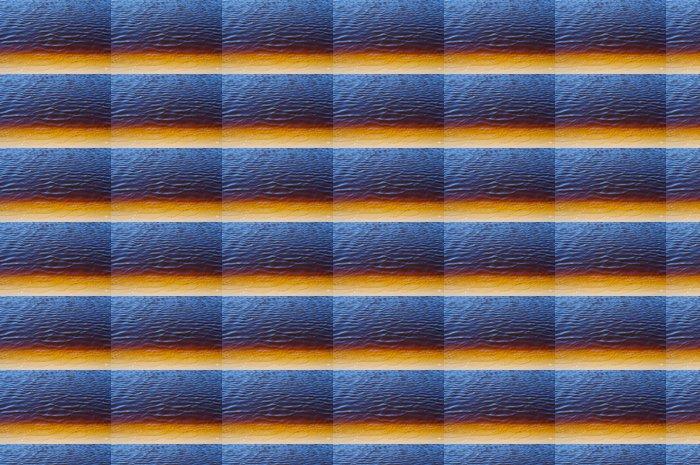 Vinylová Tapeta Písečná břeh řeky spodní žlutá voda - Struktury