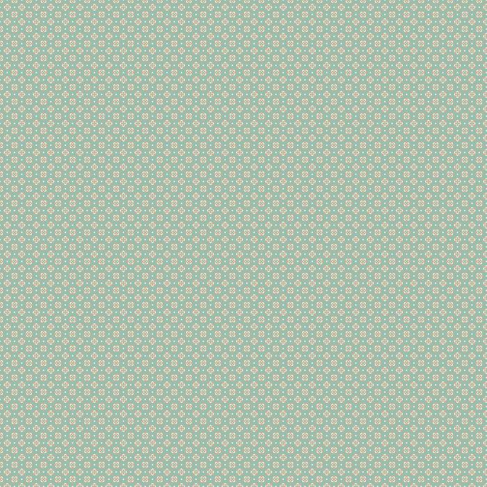 Vinylová Tapeta Elegantní romantické vector seamless pattern (obklady). Retro růžové - Pozadí