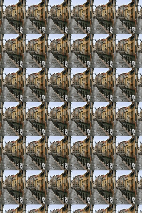 Vinyltapete Venedig Italien nach einem Regenschauer - Europäische Städte