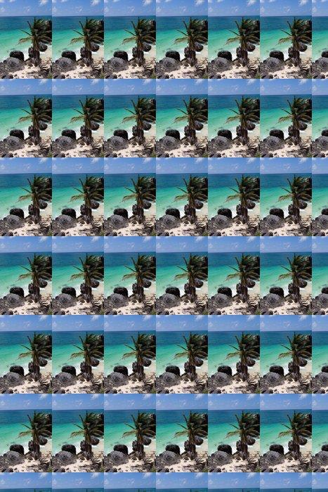 Vinylová Tapeta Mexiko - pláž - Voda