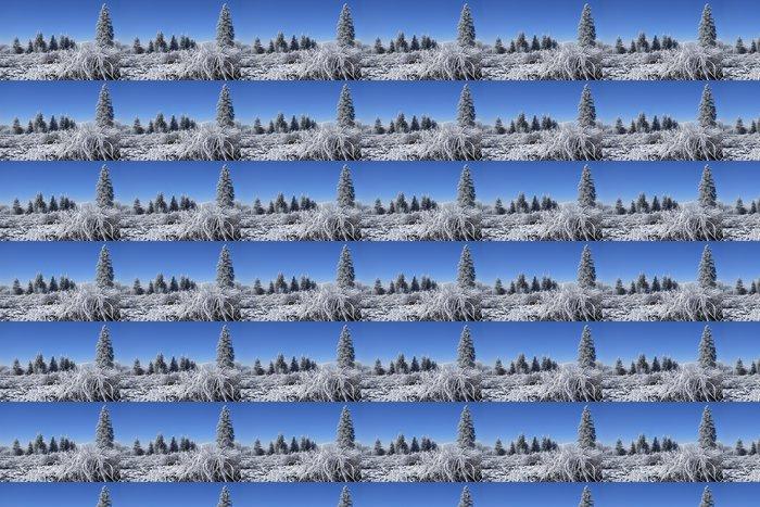 Vinylová Tapeta Mrazivý Winterland - Criteo