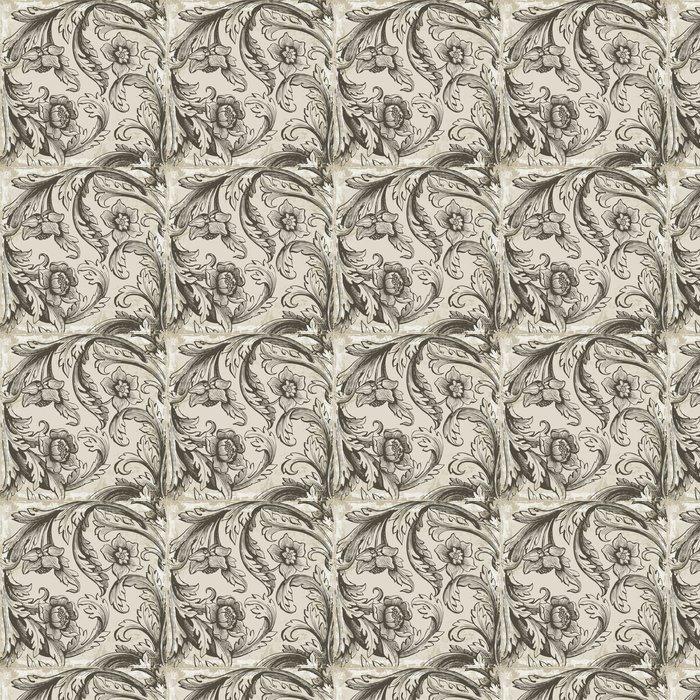 Vinylová Tapeta Gray renesance - Styly