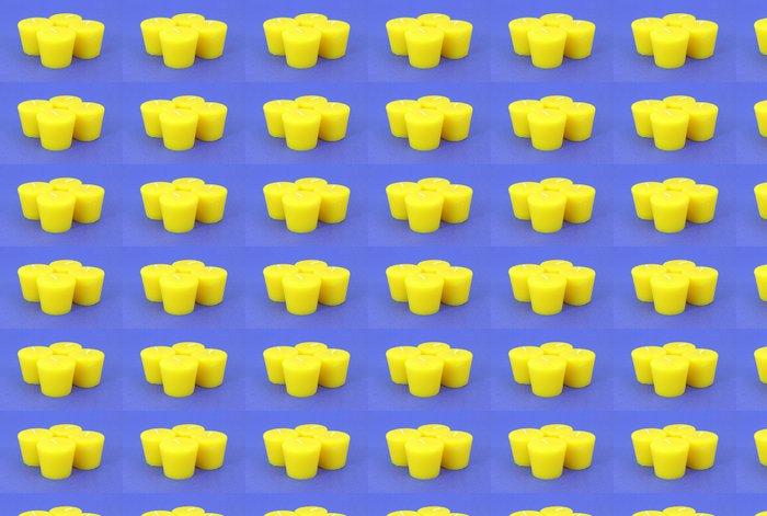 Vinylová Tapeta Čtyři nové Citronella svíčky - Život
