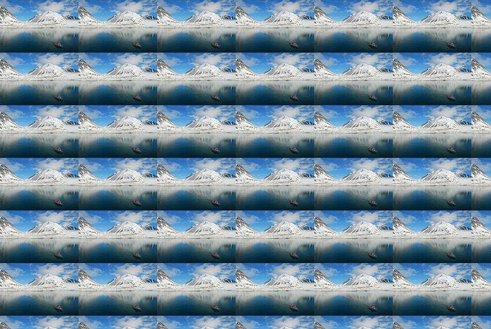 Vinylová Tapeta Tenderboot im Wasser - Voda