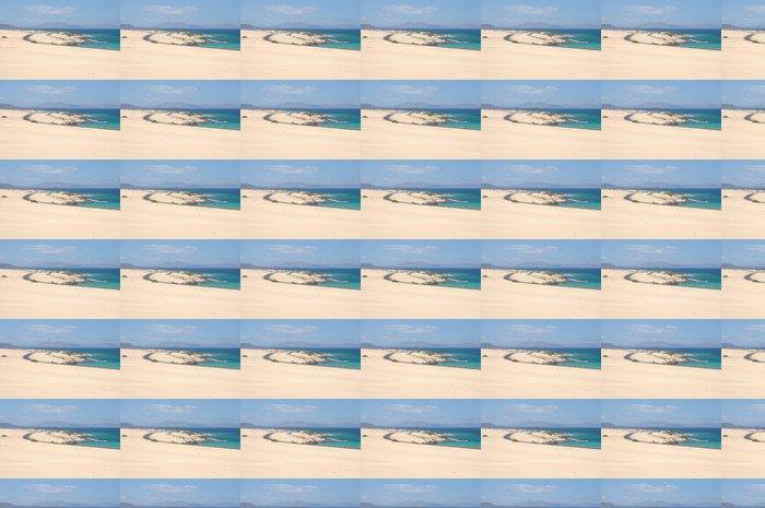 Vinylová Tapeta Pobřeží poblíž Corralejo, Kanárské ostrov Fuerteventura, Španělsko - Prázdniny