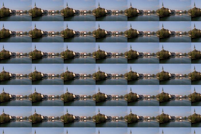 Vinylová Tapeta River Iller - Evropa