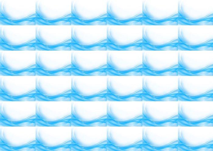 Vinylová Tapeta Abstract pastelově modré a bílé pozadí - Pozadí
