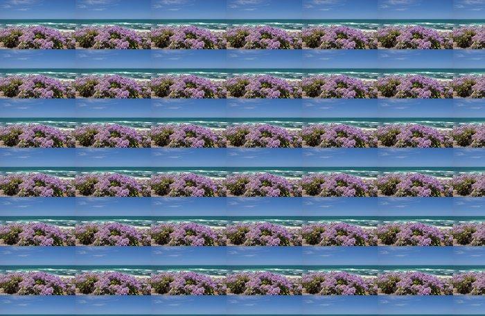 Vinylová Tapeta La Jolla květy - Prázdniny