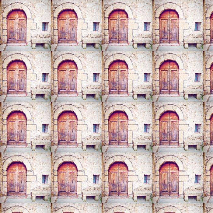 Vinylová Tapeta Vchod - Soukromé budovy