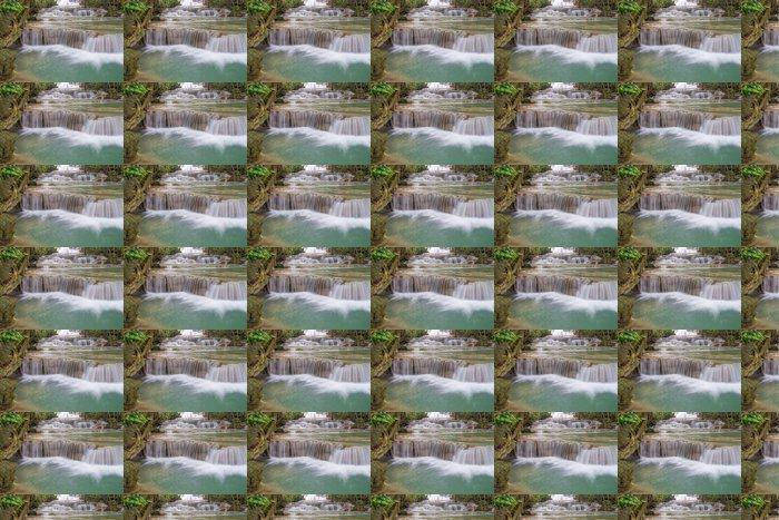 Vinylová Tapeta Kanchanaburi vodopád - Asie