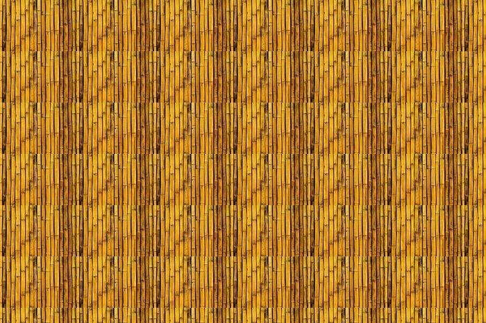 Vinylová Tapeta Bambus vzor - Struktury