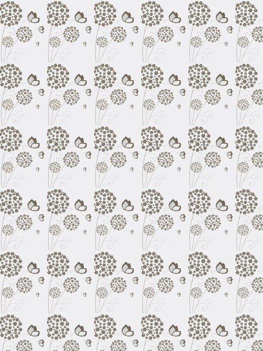 Vinylová Tapeta Květinové pozadí s květinami - Národní svátky
