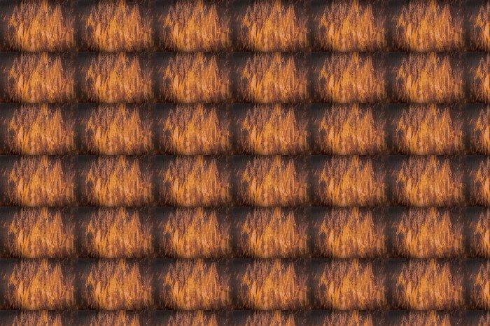 Vinylová Tapeta Rezavý plech jako grunge pozadí - Struktury