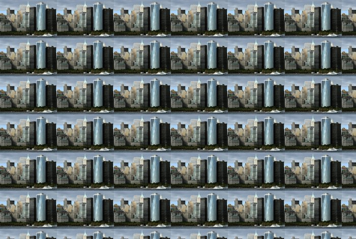 Vinylová Tapeta Manhattan skyline - Americká města