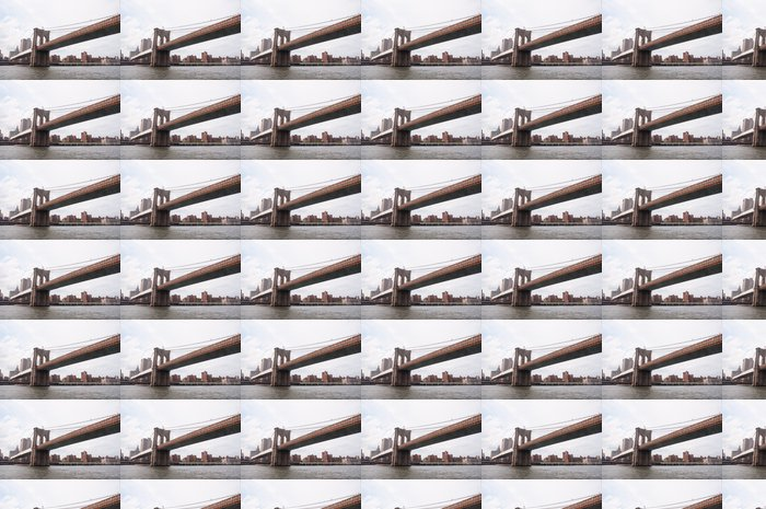 Vinylová Tapeta Brooklyn nevěsta v New Yorku - Americká města