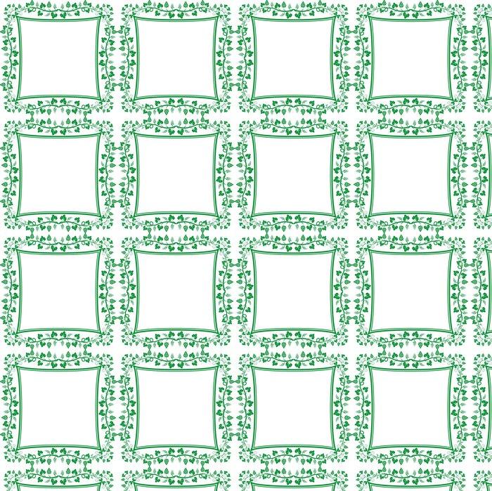 Tapete Reben Rahmen • Pixers® - Wir leben, um zu verändern