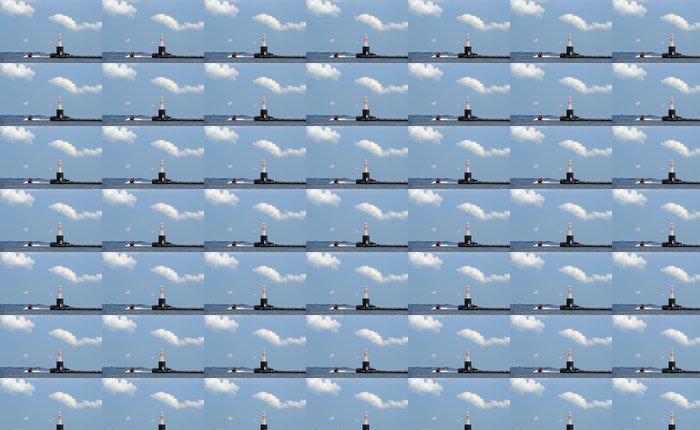 Vinylová Tapeta Pilot člunu - Lodě