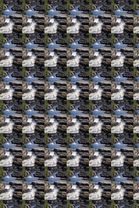 Vinylová Tapeta Tra Tongue e Lochinver - torrente - Evropa