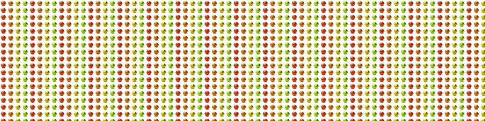 Vinylová Tapeta Zralé cherry rajčátky - Nálepka na stěny