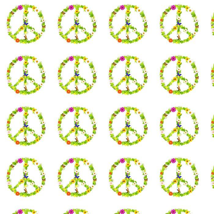 Vinylová Tapeta Symbol míru - Mír