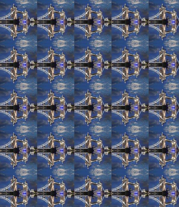 Vinylová Tapeta Tower Bridge večer, Londýn, Velká Británie - Témata