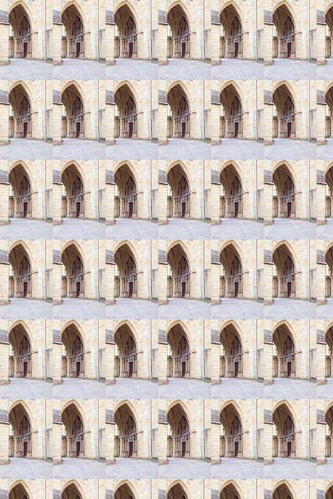 Vinylová Tapeta San Sebastian. Evropské hlavní město kultury. Kostel - Veřejné budovy