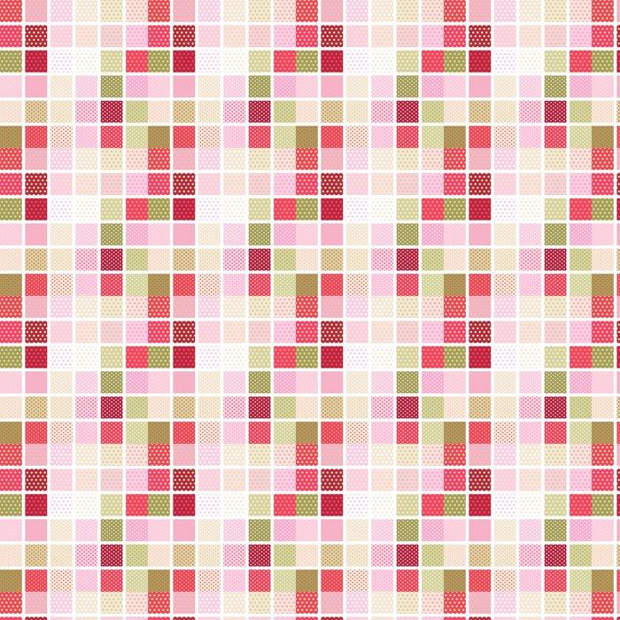 Vinylová Tapeta Seamless abstract retro vzor. Sada 36 puntíky textur. - Pozadí