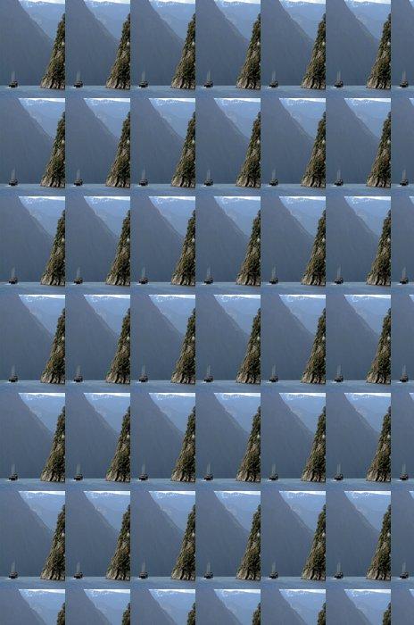 Vinylová Tapeta Milford Sound, Nový Zéland - Oceánie
