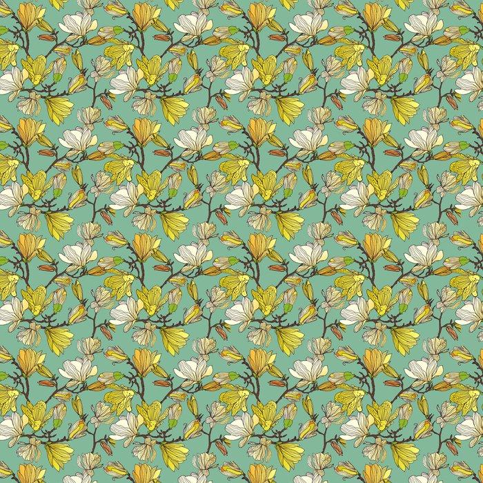 Papel pintado autoadhesivo textura floral sin fisuras for Papel pintado autoadhesivo