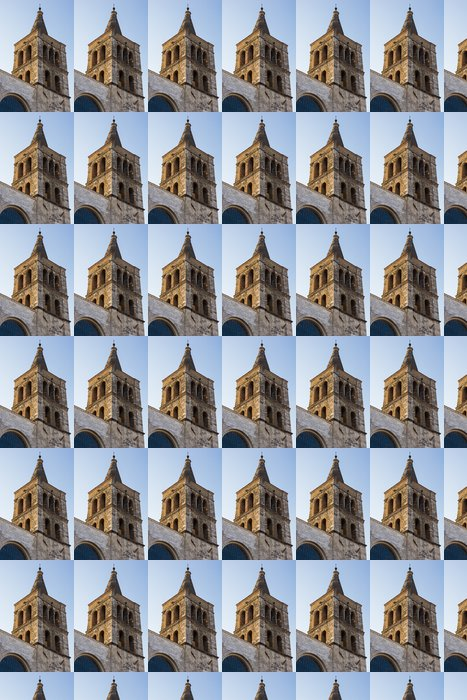 Vinylová Tapeta Campanile Chiesa di San Michele Arcangelo, Bevagna - Evropa