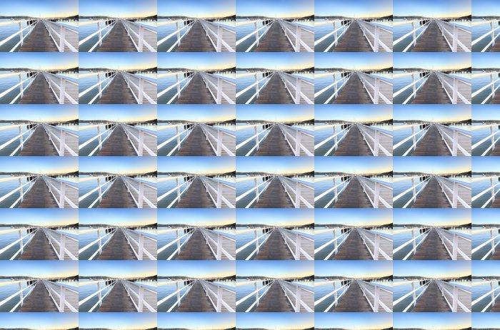Vinylová Tapeta Boardwalk molo u Balmoral Beach časných ranních hodinách - Témata