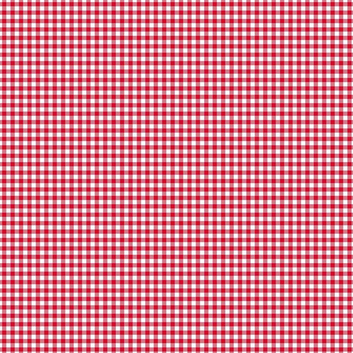 Vinylová Tapeta Kostkovaný vzor bezešvé. vektorové ilustrace - Styly