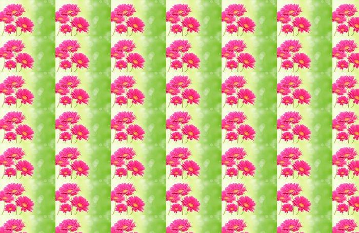 Vinylová Tapeta Příroda romantika - Květiny