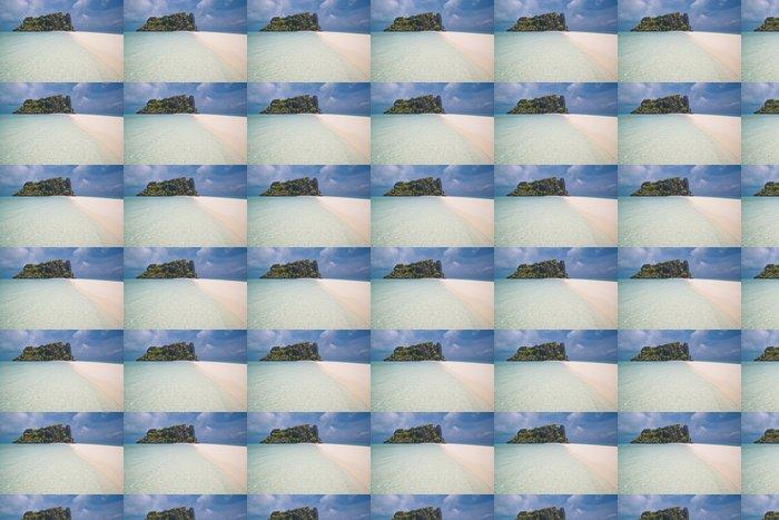 Vinylová Tapeta Ocean View ráje ostrova - Vodní a mořský život