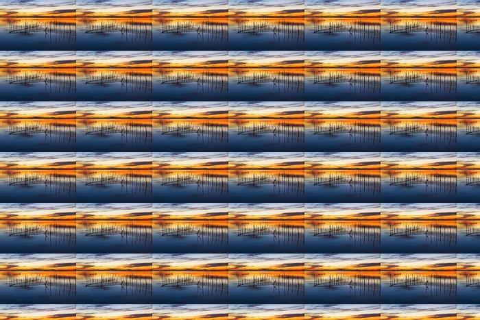 Vinylová Tapeta Pasti na moři - Voda