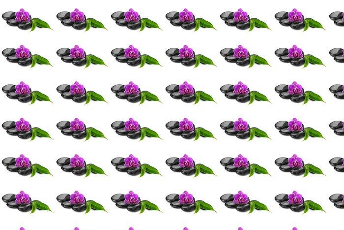 Vinylová Tapeta Orchidea - Životní styl, péče o tělo a krása